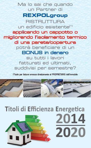 Efficienza Energetica E Isolamento Termico : Titoli di efficienza energetica isolamento termico
